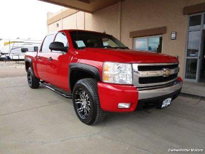 2007 Chevrolet Silverado 1500 Work Truck (Sport Red Metallic)