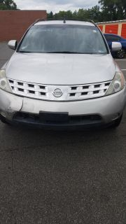 FOR SALE 2004 Nissan Murano