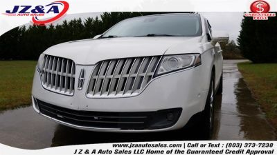 2010 Lincoln MKT EcoBoost (White Platinum Metallic Tri-Coat)