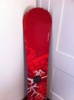 Salomon Fierce Snowboard 134 cm