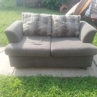 Love seat small couch