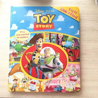 Toy Story First Look n find
