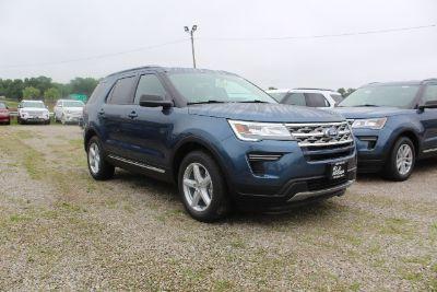 2018 Ford Explorer XLT (Blue Metallic - Blue)