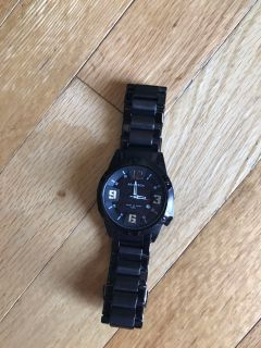 Men's armitron black watch
