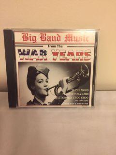Big Band Music from War Years
