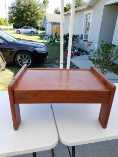 Kids Wood Play Table