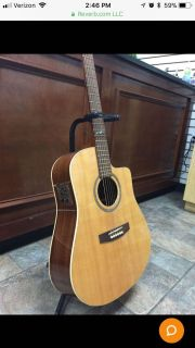 Seagull Artist Series Rosewood Spruce
