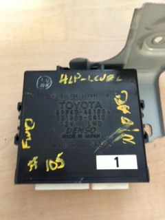 Find BCM/ECU LEXUS RX330 862572 06 LAMP ECU LEVELING 88940-48110 motorcycle in Justice, Illinois, US, for US $195.00