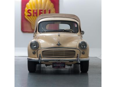 1960 Morris Minor 1/4-Ton Pickup
