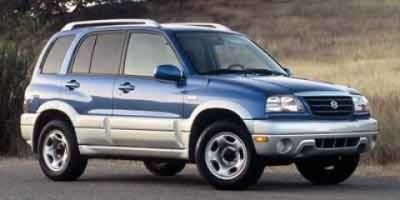 2004 Suzuki Grand Vitara Limited (Cool Beige Metallic)
