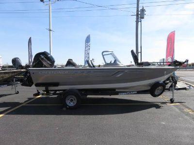 2018 Crestliner 1700 VISION Jon Boats Saint Peters, MO