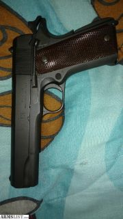 For Sale/Trade: WW2 1911 Colt/US&S