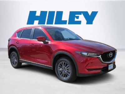 2017 Mazda CX-5 Touring (Red Crystal)