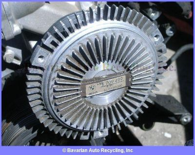 Find COOLING Fan Clutch 1995 1996 1997 1998 1999 2000 2001 BMW 750iL E38 motorcycle in Rancho Cordova, California, US, for US $141.00