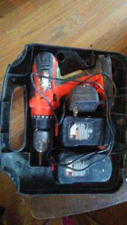 Black and Decker Drill *For parts*