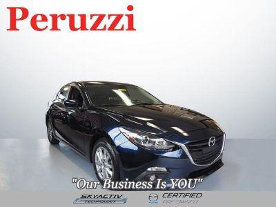 2015 Mazda Mazda3 i Touring (Deep Crystal Blue Mica)