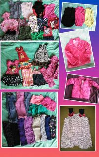Lot of 24 month baby girl clothes
