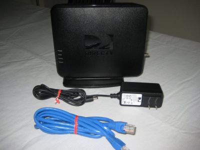 DIRECTV cinema kit, enables wireless connection for added entertainment.