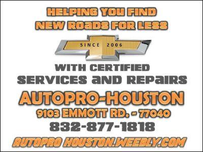 Mobile Mechanic Auto Repair | Houston Harris County TX