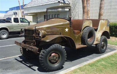 1941 Dodge Command Car WC-6
