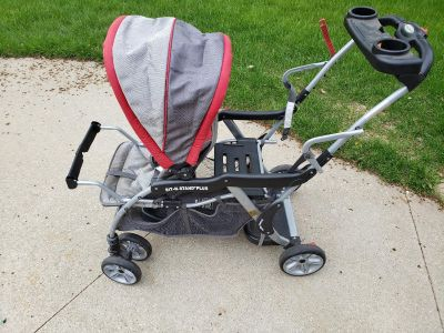 Sit-N-Stand Stroller (PPU only)