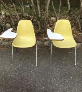 Vintage MCM Eames for Herman Miller Shell Chair