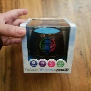 Brand new in the box iLive wireless Bluetooth speaker. See additional pics for specs.