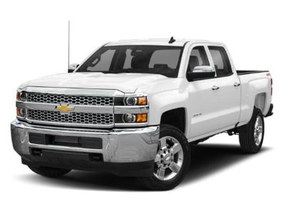 2019 Chevrolet Silverado 3500HD WT 4WD 167WB (Summit White)