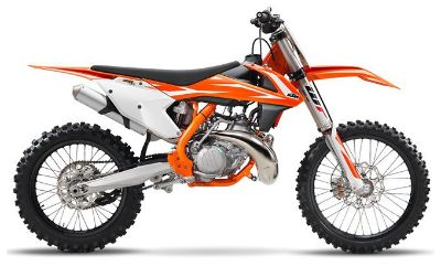 2018 KTM 250 SX Motocross Motorcycles Lakeport, CA