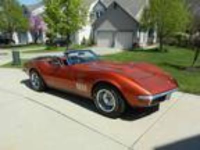 1969 Chevrolet Corvette Convertible 436CID-450HP