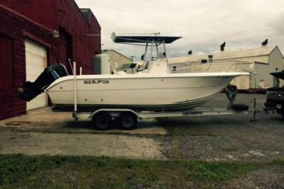 2006 Sea Fox 256 Center Console
