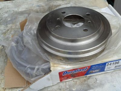 New Rear Brake Drums for Nissan