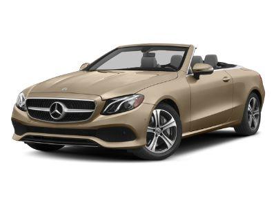 2018 Mercedes-Benz E-Class E300 Luxury (Iridium Silver Metallic)