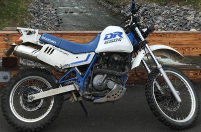 1990 Suzuki DR 650S