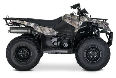 2019 Suzuki KingQuad 400ASi Camo ATV Utility Hickory, NC