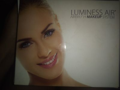 LUMINESS AIRBRUSH MACHINE
