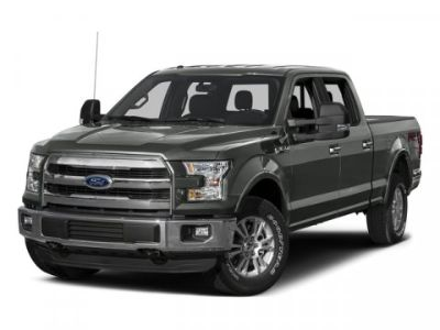 2015 Ford F-150 Lariat (Ruby Red Metallic)