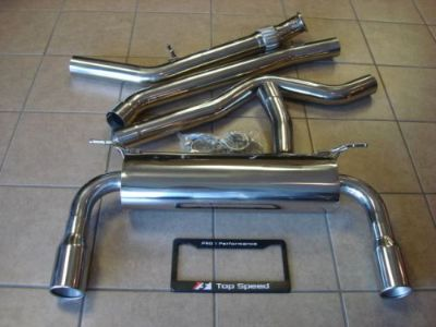Sell BMW F30 335i Coupe Sedan 13-16 Performance Exhaust System 76mm Piping 89mm Tips motorcycle in Addison, Texas, United States, for US $899.99