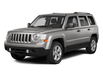 2014 Jeep Patriot Sport (Bright White Clearcoat)