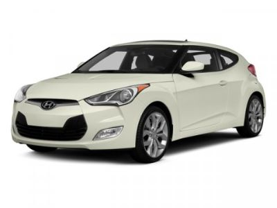 2014 Hyundai Veloster Base (Boston Red Metallic)