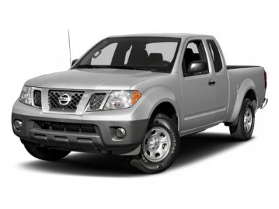 2017 Nissan Frontier XE (Brilliant Silver)