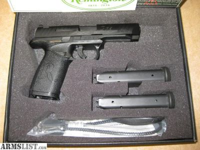 For Sale: NEW / UN-FIRED REMINGTON RP9 FULL SIZE 9MM 18 +1 ROUNDS WITH 4 MAGS