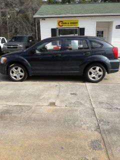 2007 Dodge Caliber SXT (Grey)