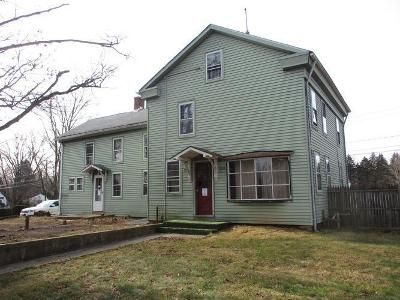 5 Bed 2 Bath Foreclosure Property in Suffield, CT 06078 - East St N