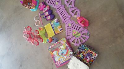 My Little Pony Toy Lot