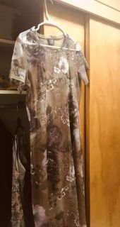 Brown dress for sale
