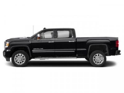 2019 GMC Sierra 2500HD Denali (Ebony Twilight Metallic)