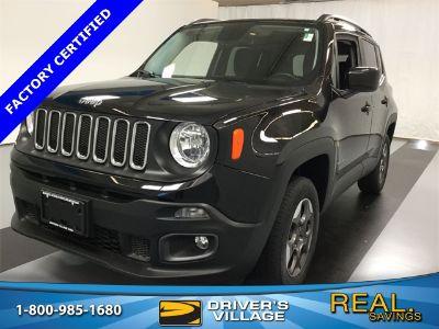 2016 Jeep Renegade (black)