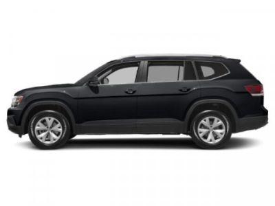 2019 Volkswagen Atlas 3.6L V6 SE w/Technology (Deep Black Pearl Metallic)