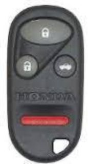 Purchase USED OEM HONDA CRV 4 BUTTON KEYLESS REMOTE OUCG8D344HA FREE PROGRAMMING FOB motorcycle in Gurnee, Illinois, US, for US $42.99